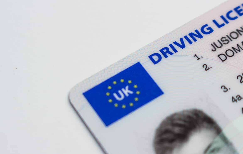 schimbare permis