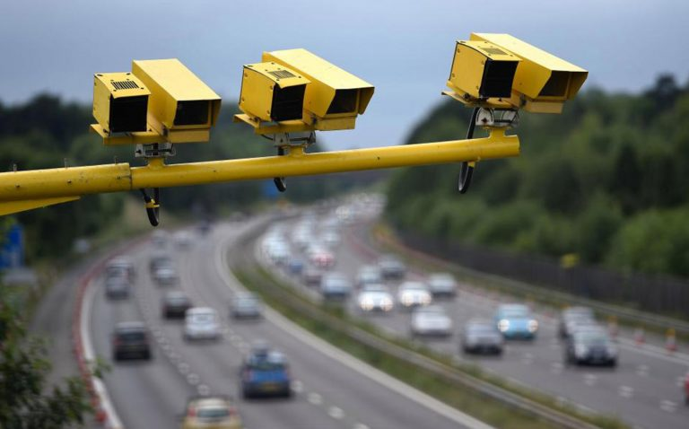 Tipuri de camere de viteza din UK si cum functioneaza 2