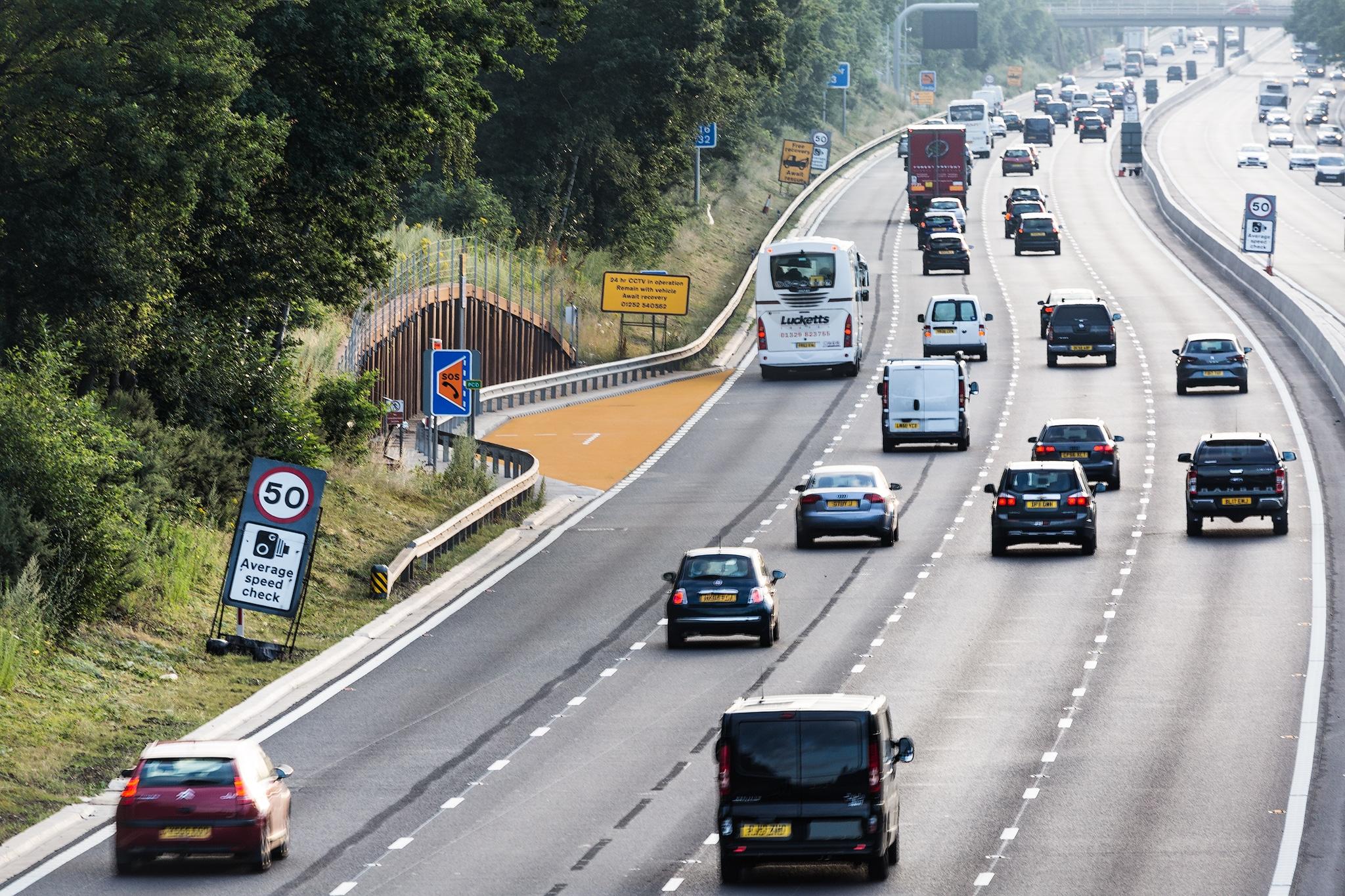 Ce este Smart Motorway