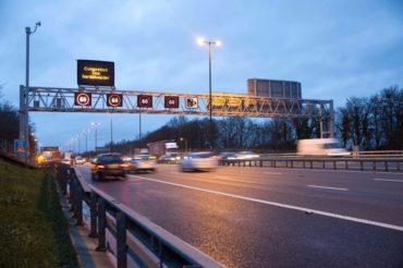 Smart Motorway: ce este si cum ne ferim de amenzi