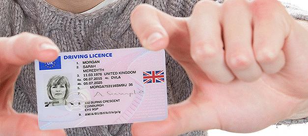 schimbarea adresei de pe permis