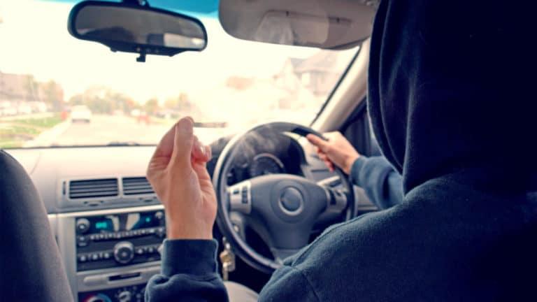 Consumul de droguri la volan