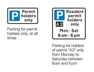 Amenda de parcare in UK si unde ai voie sa parchezi 5