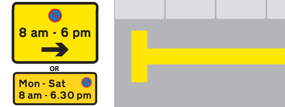 Amenda de parcare in UK si unde ai voie sa parchezi 2