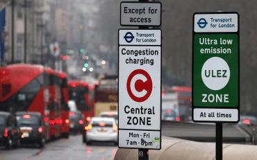 Taxa pentru congestie in Londra – mai scumpa si cu un nou program