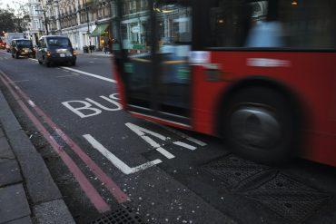 Schimbari importante aduse bus lane-urilor in Londra