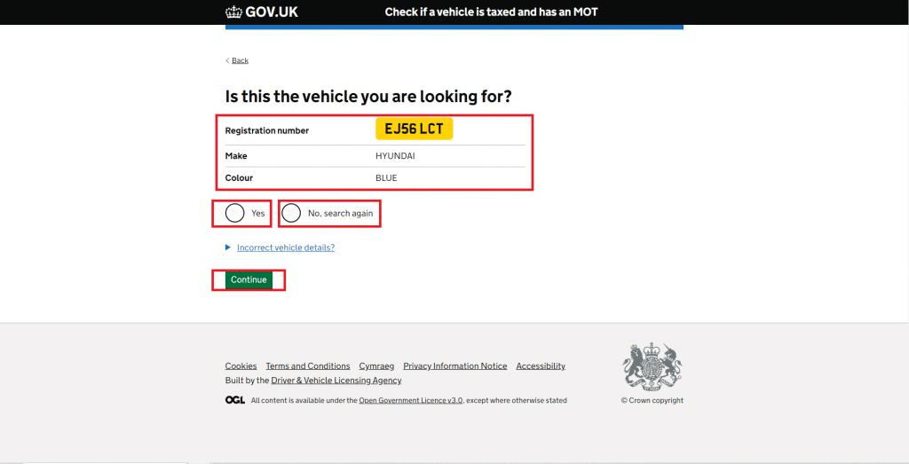 Cum verifici MOT-ul si Roadtax-ul unei masini in UK