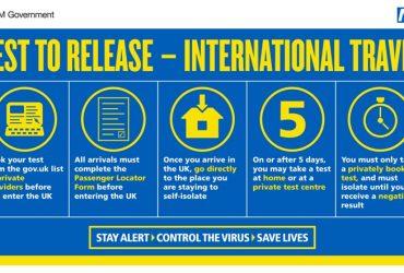reducerea carantinei in UK la 5 zile